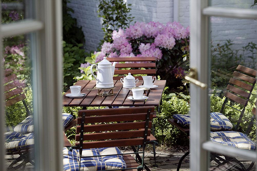 caf hans am ende buchenhof hotel garni in worpswede. Black Bedroom Furniture Sets. Home Design Ideas